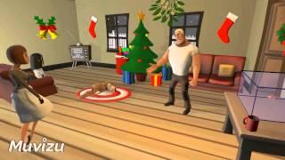 Christmas time - Santa don't do dogs