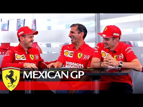 "Mexican GP - How good are #Seb5 and #Charles16 at Spanish"" Ask teacher Marc Gené"