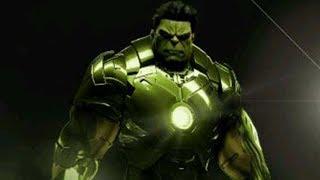 绿巨人的战甲大起底,它们能够大大提升浩克的作战能力
