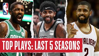 Kyrie Irving's TOP PLAYS | Last 5 Seasons