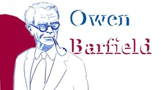 Owen Barfield 'Saving the Appearances' Part I