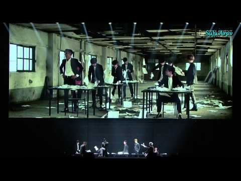 Super Junior - Super Show 6 Tokyo (Türkçe Altyazılı)