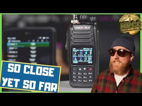 Quirky APRS,  HG-UV98 Lanch NLH Ham Radio Handheld Review