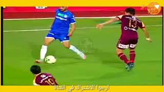 أهداف مباراة سموحة و مصر المقاصة 0-1 /الدورى المصرى الممتاز     -