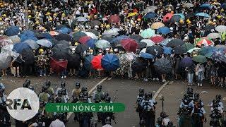 Tin nóng 24H | Người biểu tình kêu gọi đặc khu trưởng Hong Kong từ chức