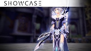 [Showcase] Aura Kingdom Ranger/Bard (War Bow/Harp) - Skills & Combo Gameplay
