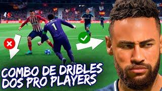 COMBO DE DRIBLES BUGADOS UTILIZADOS POR PRÓ PLAYERS   FIFA 21 ULTIMATE TEAM