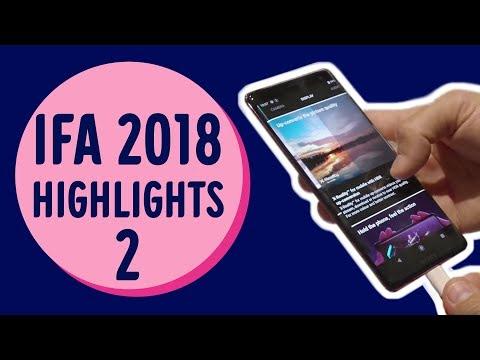 IFA 2018 Highlights 2 - Phablets & Boom