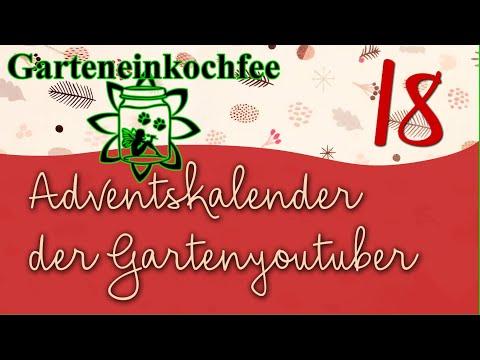 #18 Adventskalender – der Garten YouTuber - 2019 | Der Wunschzettel | Garteneinkochfee