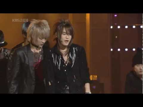 The Way U Are - TVXQ KBS Music Awards 20041230