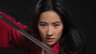 Disney Unveils FIRST Mulan Live-Action Photos of Actress Liu Yifei