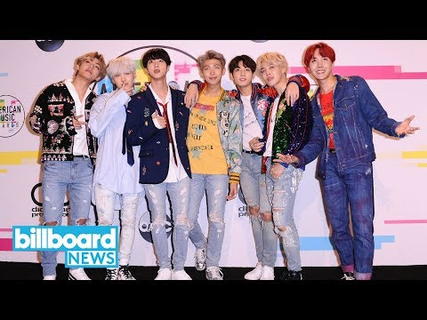 AMAs 2017: BTS Received an Even More Overwhelming Fan Response Than Seen on TV | Billboard News