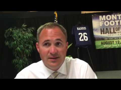 Chris Horn talks Montana Hall of Fame induction