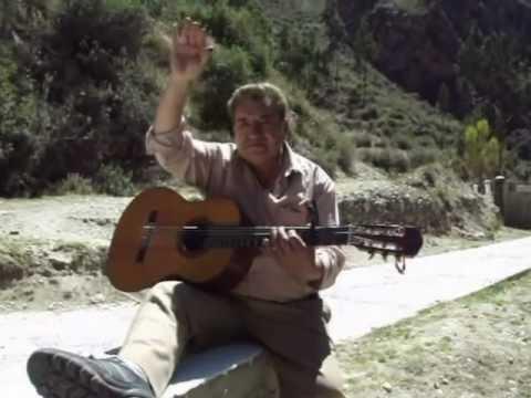 CHILCA CHILCA - EL CAUTIVO - ALFREDO PORRAS - TOMAS YAUYOS