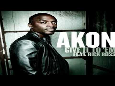 Akon - No Labels - Give It To Em Mixtape
