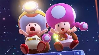 Captain Toad: Treasure Tracker 100% Walkthrough Part 3 - Book 3 (All Gems + Missions)