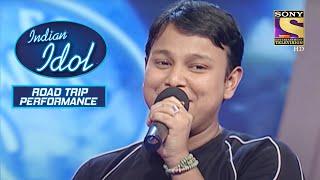 इस Contestant को दी Javed Sahab ने एक Important Advice   Indian Idol   Road Trip