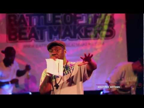 Battle Of The Beat Makers 2012 Part 1