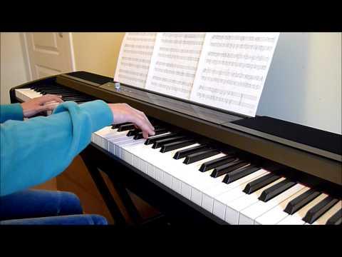 Mayday五月天【我又初戀了】鋼琴版 piano by CHM
