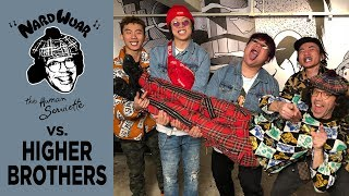 Nardwuar vs. Higher Brothers