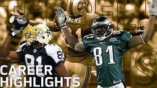 "Terrell Owens ""T.O.""  FULL Career Highlights | NFL Legends Highlights"