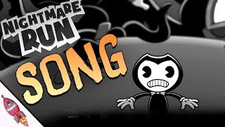 Bendy and the Ink Machine Rap Song | Nightmare Run | #RockitGaming