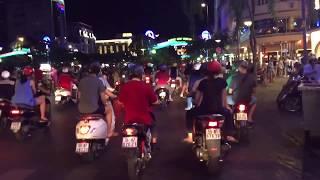 Sài Gòn trang trí đón Tết Mậu Tuất 2018