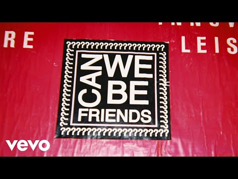 Justin Bieber, BloodPop® - Friends (Official Lyric Video)