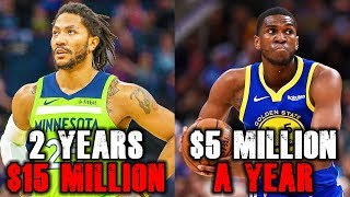 The Smartest *Under The Radar* Signings Of 2019 NBA Free Agency