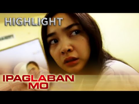 Julie experiences hallucination and storms out of the classroom | Ipaglaban Mo