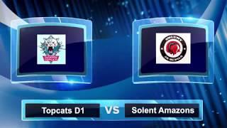 Topcats D1 vs Solent 20th Jan 2019