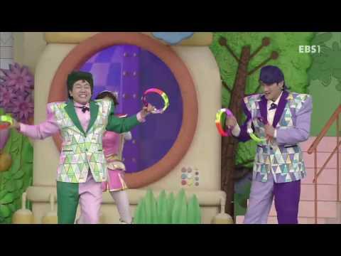 모여라 딩동댕 - 번개타운 춤 잔치 / 춤추는 항아리_#001