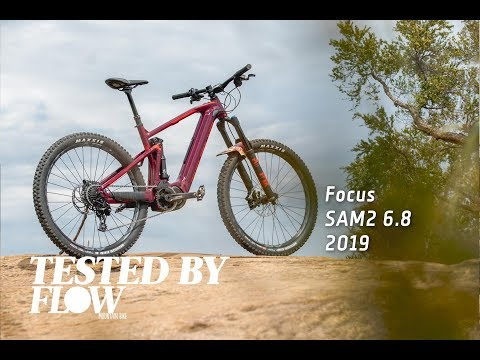 Tested: Focus SAM2 6.8 2019 - Flow Mountain Bike
