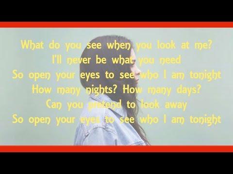 Liv Dawson - Open Your Eyes (Lyrics Video)