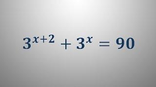 Eksponentna enačba 11
