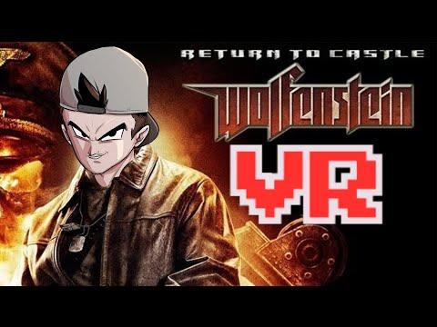 VIVIENDO RETURN TO CASTLE WOLFESTEIN || Oculus Quest + ProTubeVR