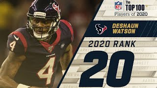 #20: Deshaun Watson (QB, Texans) | Top 100 NFL Players of 2020