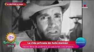 Al límite de la fama de Julio Alemán | Sale el Sol