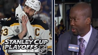 Blues even series vs. Bruins in Game 4 of Stanley Cup Final | Quest for the Cup Ep. 9 | NBC Sports