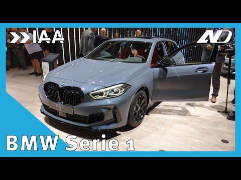 El nuevo BMW Serie 1 habrá cambiado pero promete mucho - IAA2019