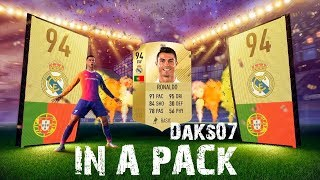 Cristiano Ronaldo In a Pack - Fut Champions Bronce 3 XD.