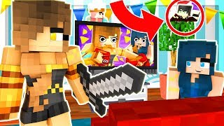 CRAZY NEW MINECRAFT HIDE & SEEK! YOU CAN'T FIND US!!