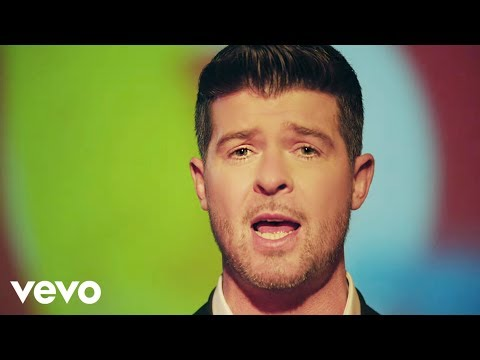 Robin Thicke - Feel Good - YouTube