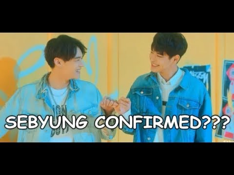 sebyung moments (confirmed??!!? #1)