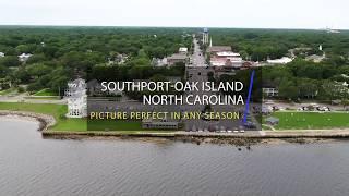 Southport Oak Island Area, North Carolina a Great Place to Visit & Live