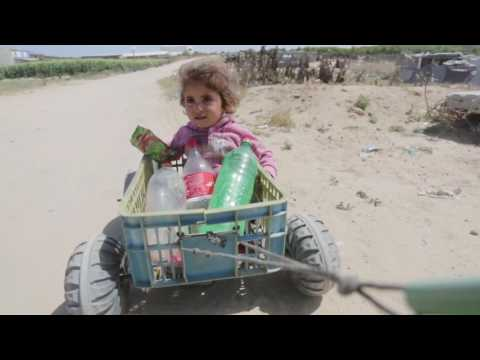 Gaza is running out of clean water