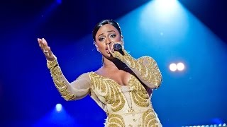 Alexandra Burke - I Will Always Love You - BBC Proms in the Park - Glasgow