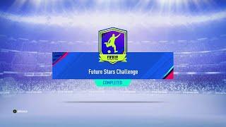 FUTURE STARS CHALLENGE SBC RARE PLAYER PICK SPECIAL ITEM FIFA 19 ULTIMATE TEAM