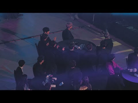JBJ _ Fantasy [ WannaOne (워너원) Reaction ] @171115 아시아 아티스트 어워즈 AAA[4k Fancam/직캠]
