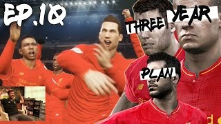 PERVY HERVEY IS GOD!!! | Liverpool, The 3 Year Plan CAREER MODE | S01E10